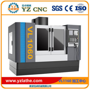 Vmc High Precision Mini Small Vertical CNC Milling Machine CNC Machine pictures & photos