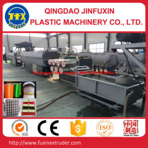 Pet Plastic Round Monofilament Extruder Machine pictures & photos