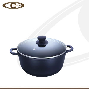 Supremacy Black Non-Stick Sauce Pot