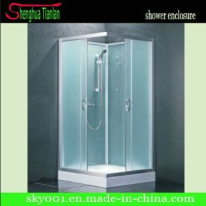 New Simple Popular Square Shower Enclosure with Low Tray (TL-504) pictures & photos