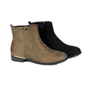 Sexy Winter Boots Beautiful Ankle Boots for Gilrs pictures & photos