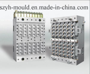 Plastic Injection Anti-Theft Oil Cap Multi Cavity Mould