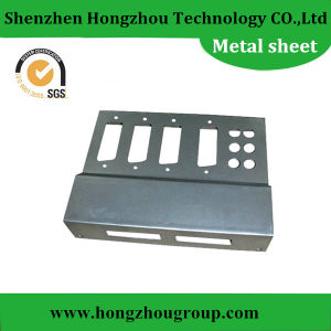 High Precision Welded Bending Sheet Metal Fabrication Plate pictures & photos