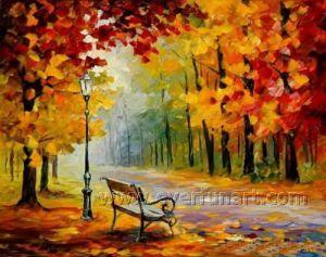 Landscape Oil Painting / Modern Landscape Art (LA1-003) pictures & photos