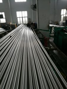 Tp316 304 Welded Stainless Steel Pipe for Machine Structures