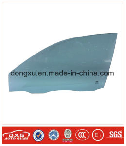 Car Front Door Glass for Toyota Corolla Ke120W pictures & photos