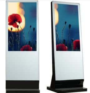 55 Inch All in One PC LCD Touch Totem pictures & photos