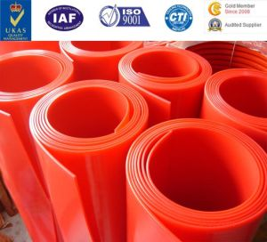 Factory Wholesale Elastic Polyurethane Sheet pictures & photos