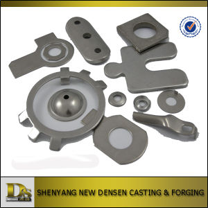 OEM Stainless Steel Flow Housing Precision Casting with Machinery Parts pictures & photos