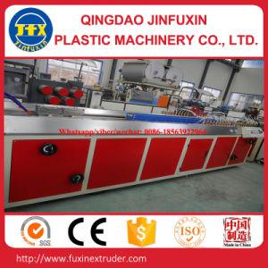 UPVC Plastic Window Profile Extrusion Machine pictures & photos