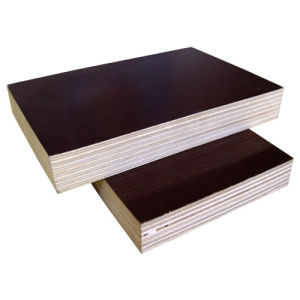 Poplar /Birch/ Hardwood Core Film Faced Plywood pictures & photos