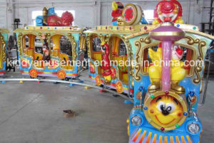 High Quality Luxury Electric Train Kids Train for Amusement Park pictures & photos