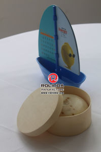 Food Grade Wooden Round Packing Boxes in Factory Price pictures & photos