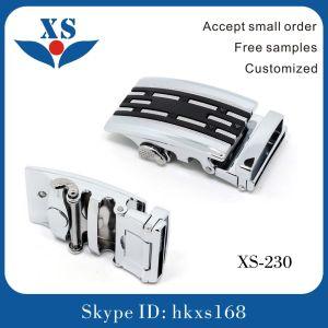 Bulk Sale OEM Custom Made Metal Men Auto Lock Belt Buckle pictures & photos