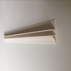 5/7/8mm PVC Corner PVC Profile Panel Accessories End Trim pictures & photos