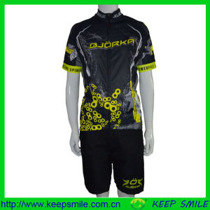 Digital Sublimated Cycling Jersey and Vvt Short pictures & photos