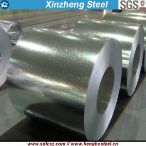 Dx51d+Z100 0.12-3.0mm Building Material Galvanized Steel Coil for Roofing Sheet pictures & photos