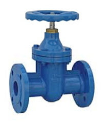 Non-Rising Stem Metal Seated Stem Gate Valve DIN 3352-F5 pictures & photos