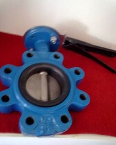Lug Type Butterfly Valve-Ggg40 Body pictures & photos