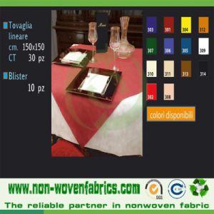 Non-Woven Spunbond Table Cloth (NON-WOVEN-SS03) pictures & photos