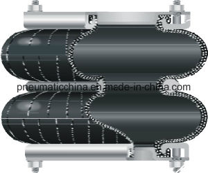 Bellow Cylinder Cy Series Single/Double/Triple From Pneumission pictures & photos