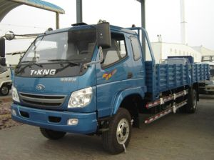 Tking Light Truck Small Petrol Gasoline Cargo Truck 3t pictures & photos