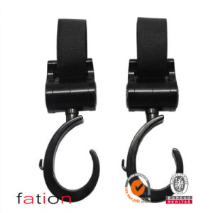 ABS Material Eco-Friendly Stroller Hook pictures & photos