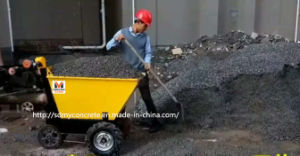 China Electric Dumper with High Quality and Competitive Price pictures & photos