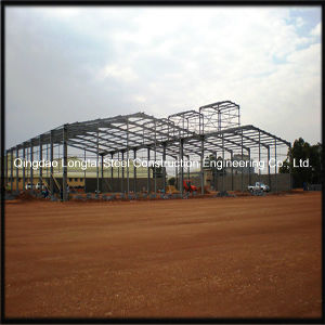 Professional Construction Design Structural Steel Frame Factory Workshop Warehouse Buildings pictures & photos