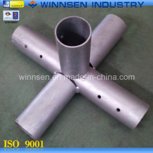 5-Way Pipe Coupler Tube Fittings Ys38039
