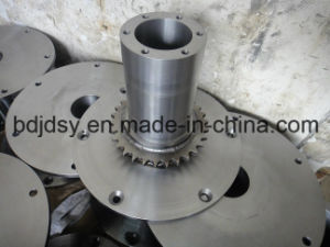 Welding Wheel Axle for Crane pictures & photos