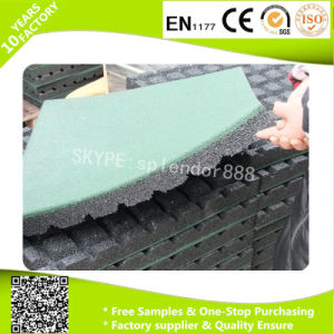 Outdoor Playground Safety Flooring Tiles pictures & photos