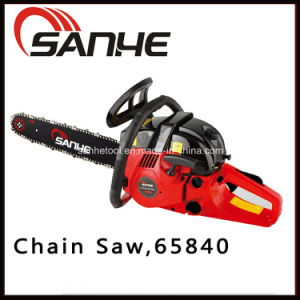 Power Gas Chain Saw 65840 with CE/GS/EMC