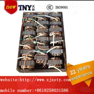 White Color Cover Aluminum Wire AC Electric Motor pictures & photos