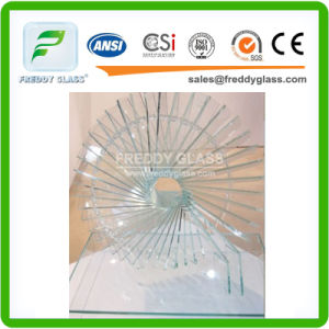 6mmtop Quality Ultra Clear Float Glass /Low Iron Glass/ pictures & photos