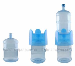 Plastic Space Saver for 5 Gallon Bottle (HBC-S) pictures & photos
