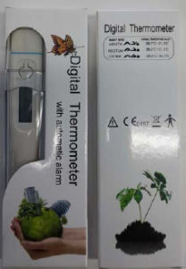 Thinner Digital Thermometer Pen-Type Digital Thermomete (DT-P01A) pictures & photos
