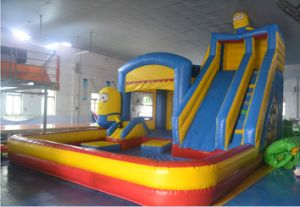 Inflatable Slide Inflatable Bouncy Park pictures & photos
