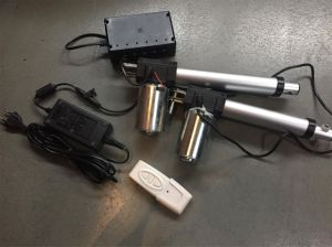 Linear Actuator with Sychronous Mode for Bed Remote Control pictures & photos