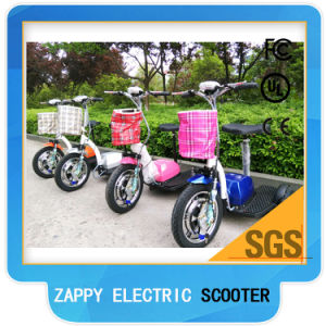 500W Zappy Electric Scooter pictures & photos