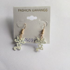 Halloween Ghost Black Earring Fashion Jewelry Wholesale pictures & photos