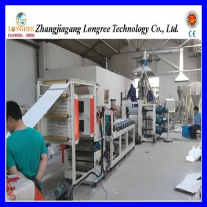 0.4-0.8mm Thickness PVC Edge Banding Sheet Extrusion Line with Slitter and Printer pictures & photos