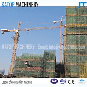 Katop Brand High Quality Qtz40-4808 Tower Crane for Construction Site pictures & photos