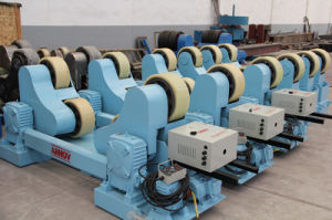 Self Adjust and Screw Type Welding Rotators