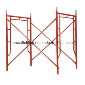 Construction Materials Ladder American Standard Scaffold Frame pictures & photos