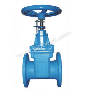 Stainless Steel Soft Seal Gate Valve pictures & photos