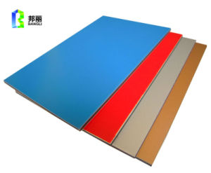 Aluminum Sandwich Panel Exterior Wall Panels Facade Materials Wall Cladding pictures & photos