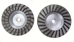 Diamond Cup Grinding Wheel with Aluminium Body