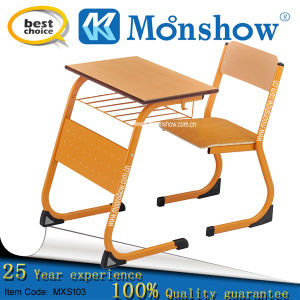 Wholesale School Student Desk with Chair From China