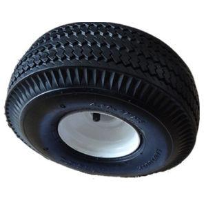 10 Inch Pneumatic Tubeless Wheel